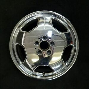 17 Inch Chrome Mercedes Clk55 2001 2002 Front Oem Factory Alloy Wheel Rim 65243