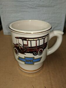 1961 Chevrolet Coffee Mug Chevy Dealer Item New Condition Truck Sales Honor Club
