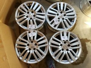 2012 15 Honda Crosstour 17 17x6 5 Factory Oem Rim Wheels Set Of 4 Freeshipping