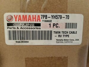 Yamaha Twin Tech Cable For Ef2000is ef2400is Generators