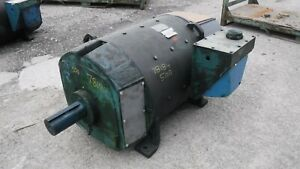 200 Hp Dc General Electric Motor 1150 Rpm 508ay Frame Dpfv 500 V