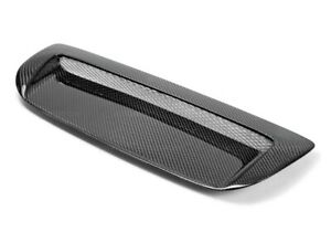 10 13 Mazda Mazdaspeed 3 Seibon Carbon Fiber Body Kit hood Scoop Hds1012mz3 vsii
