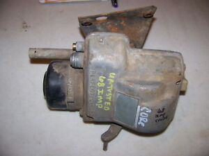 1968 Chrysler Imperial Cruise Control Oem Lebaron Crown 1967
