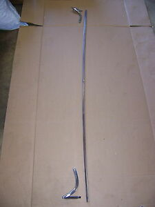 1973 Dodge Charger Full Vinyl Roof Trim Trunk Quarter Corners Oem Rallye