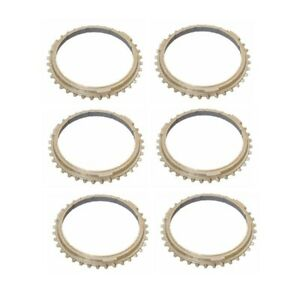 Manual Transmission Synchro Rings Set Of 6 Oe Supplier For Porsche 928 Coupe