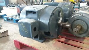 40 Hp Westinghouse Electric Motor 1200 Rpm 364t Frame Dp 460 V 1 15 S f
