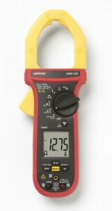 Amprobe Amp 330 1000a Ac dc Trms Clamp Multimeter With Motor Testing