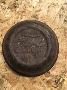 Original 1927 1928 Model A Ford Hubcap Early 28 Ar Roadster Coupe Tudor 27 28