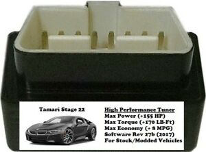 Stage 22 155hp Performance Power Tuner Chip Toyota