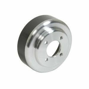 March Performance Aluminum Serpentine Water Pump Pulley 4314