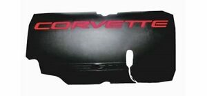 Gm Performance 12561502 Fuel Rail Cover Right Black Chevy Small Block Ls1 Each