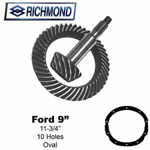 Richmond Gear F9350 Ring Pinion Ford 9 3 50 Excel Ring Pinion