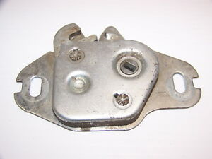1966 1967 Dodge Plymouth Trunk Latch Oem Satellite Belvedere Coronet Charger