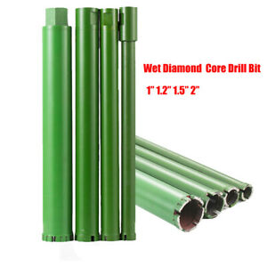 4pcs set 1 1 2 1 5 2 Handheld Diamond Core Drill For Concrete Highway