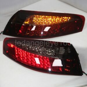 Led Tail Lamps For Porsche 997 996 Led Rear Lights 1997 2004 Year Dark Red Sn
