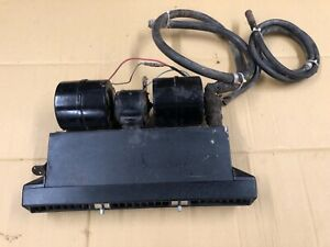Vintage Aftermarket Vehicle Air Conditioning Blower With Evaporator And Hoses