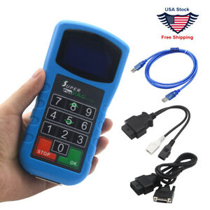 Super Vag K can 2 0 Plus Diagnosis Mileage Correction Pin Code Reader Super