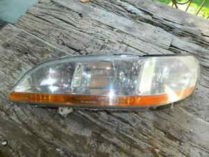 1998 2002 Honda Accord Sedan Headlight Oem Lh Driver