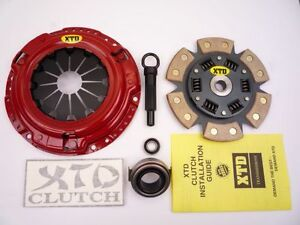 Xtd Stage 3 Ceramic Racing Clutch Kit For Nissan Sentra 200sx 1 6l