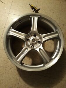 1 18 Rh Evolution Gt5 Wheel 18x7 5 4x100 Racing Hart Dazz Scion Trd Rare Toyota