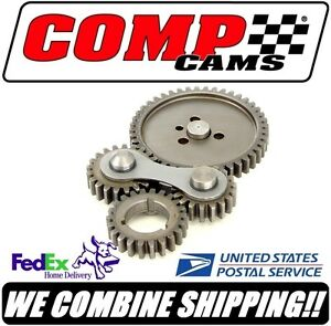 Comp Cams Hi tech Billet Steel Bbc Big Block Chevy Gear Drive System 4110