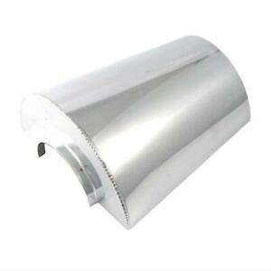 Spectre Air Filter Heat Shield Aluminum Polished Spectra P5 Element Type Each