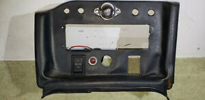 Mgb Early Center Console