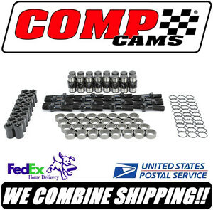 Comp Cams Pro Magnum Xd 1 2 Stud Trunion Upgrade Kit For Sbc Bbc 13706 Kit