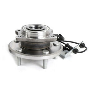 1 Front Wheel Hub And Bearing Assembly 2008 11 For Chrysler Town