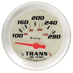 Equus 8000 Series Gauge 8241