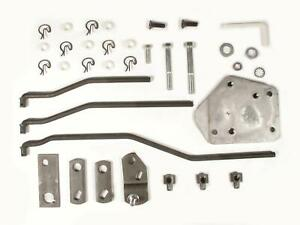 Hurst Shifter Installation Kit Competition Plus Top Loader 432 Mustang Cougar