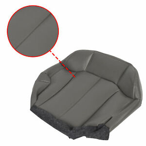 Driver Bottom Seat Cover For 1999 2000 2001 2002 Chevy Tahoe Suburban