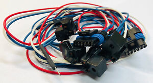 Meyer Oem Snow Plow Nite Saber Lamp Adapter Harness Chevy Gmc Jeep 07103
