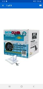 50 Stop Snow Sliding Off Your Roof Mini Snow Guard 50 Pack W Gasket