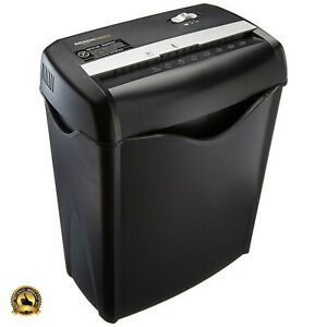 Commercial Office Shredder Paper Machine Document Heavy Duty Cd Credit Card Cut