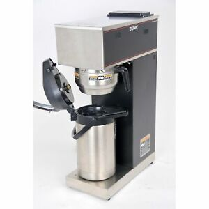Bunn 33200 0010 Vpr aps Pourover Coffee Brewer With 2 5l Airpot