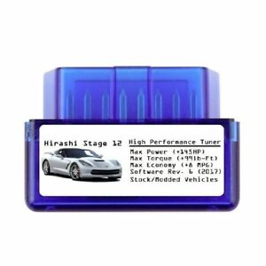 Stage 12 Performance Tuner Power Chip Add 130 Hp 8mpg Best Tune Ford Truck