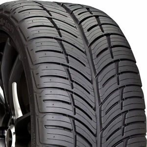 4 New 245 35 20 Bf Goodrich G force Comp 2 As 35r R20 Tires 29909