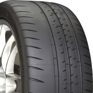 2 New 235 40 18 Michelin Pilot Sport Cup 2 40r R18 Tires 26372