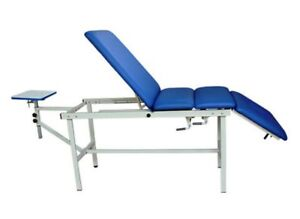 Traction Table 4 Fold Treatment Table Physiotherapy Traction Unit Bed