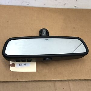 07 13 335 328 135 128 Convertible Interior Homelink Rear View Mirror Dimming