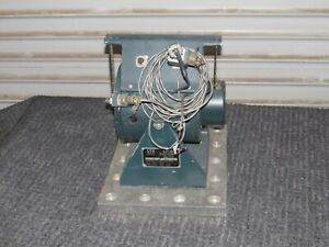 Ling Model 6c Vibration Shaker Exciter Head 1194