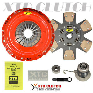 Amc Stage 3 Clutch Kit Fits2005 2010 Mustang Gt Bullitt Shelby Gt 4 6l 8cyl Usdm
