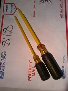 Klein Screwdriver Lot Sale Of 2 620 8 621 8nice