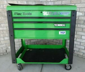 Mac Tools Green Toolbox Local Pickup Only
