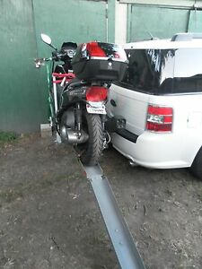 Scooter Carrier steel modular ford Flex 200cc Scooter 550 Capacity W load Ramp