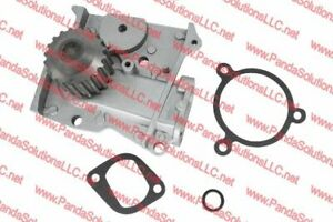Yale Forklift Truck Glp060tg Water Pump