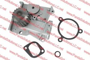 Yale Forklift Truck Gc040rd Water Pump