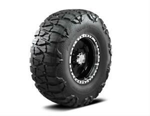 Set Of 5 Nitto Mud Grappler Extreme Terrain Tires 35x12 50 17 Radial 200670