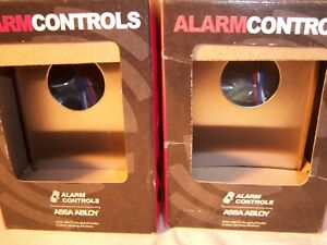 Lot Of 2 Mortise Cylinder Key Switch Stations Mck 4 2